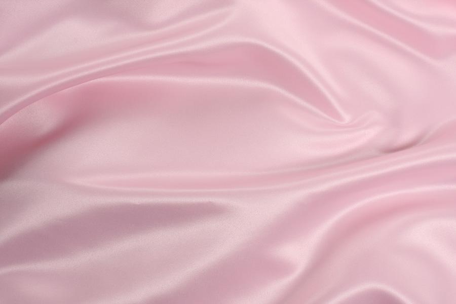 PASTEL PINK SATIN -
