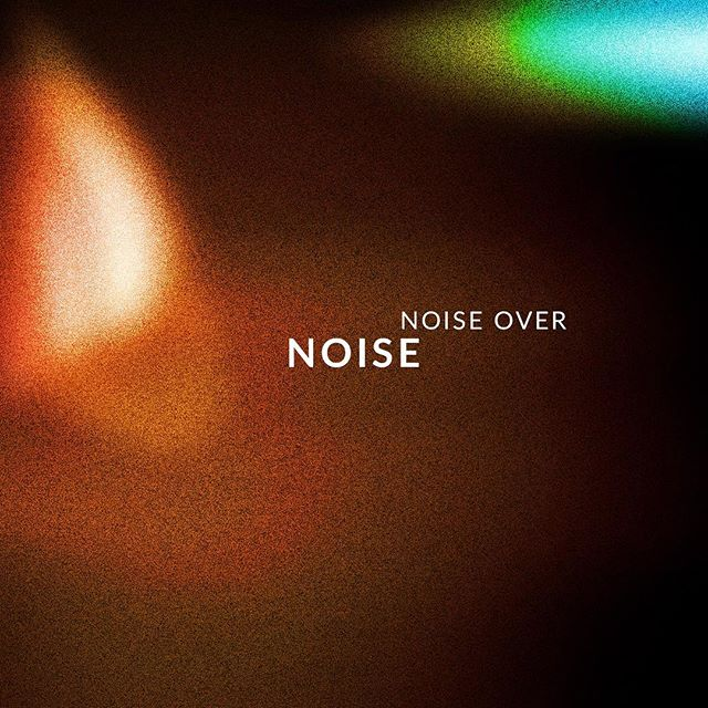 Noise Over Noise. Everybody's talking, but no one is listening. Maybe we're all just taking ourselves too seriously. 2017.
