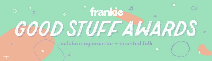 frankie magazine annie hamilton