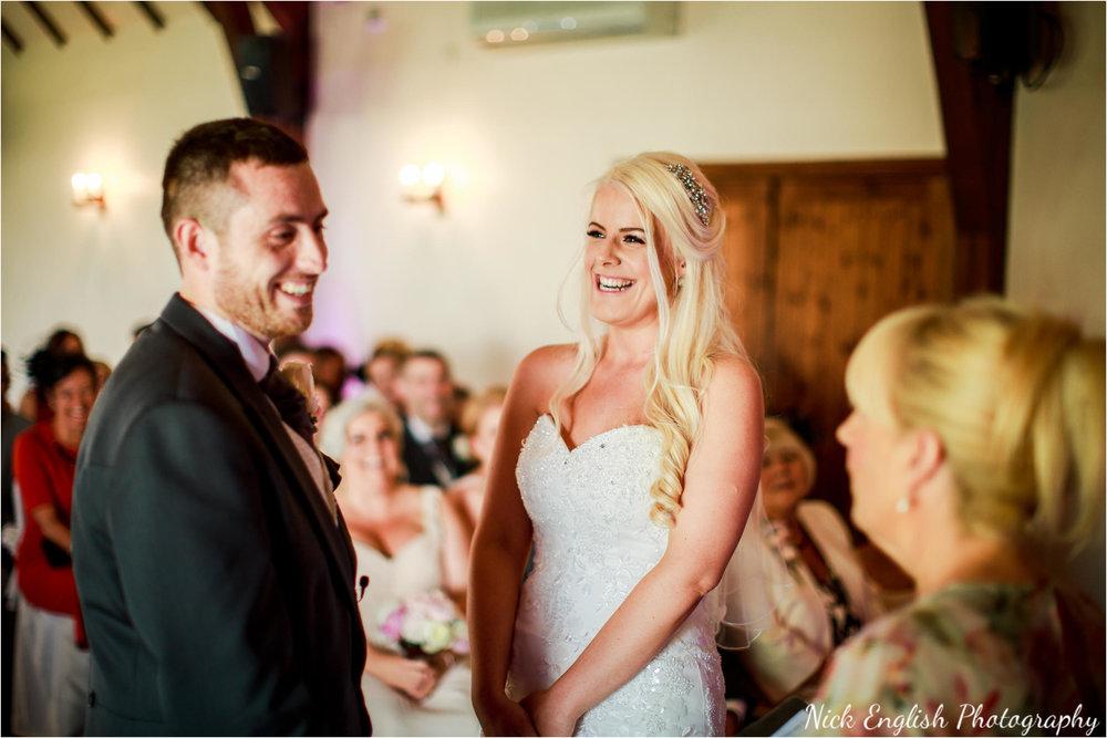 Great Hall At Mains Wedding Photograph 67.jpg