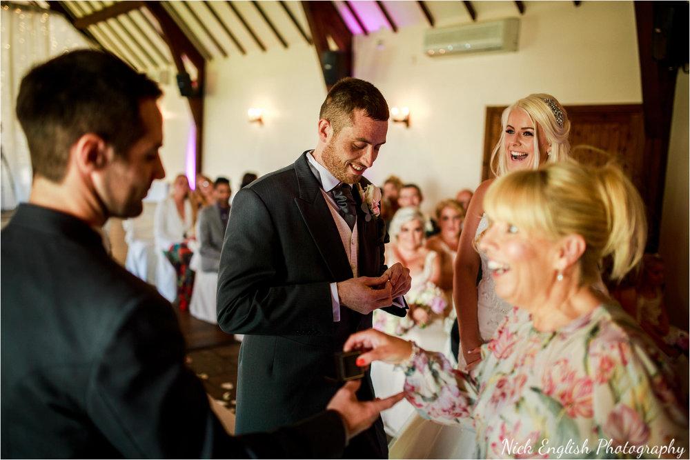 Great Hall At Mains Wedding Photograph 73.jpg