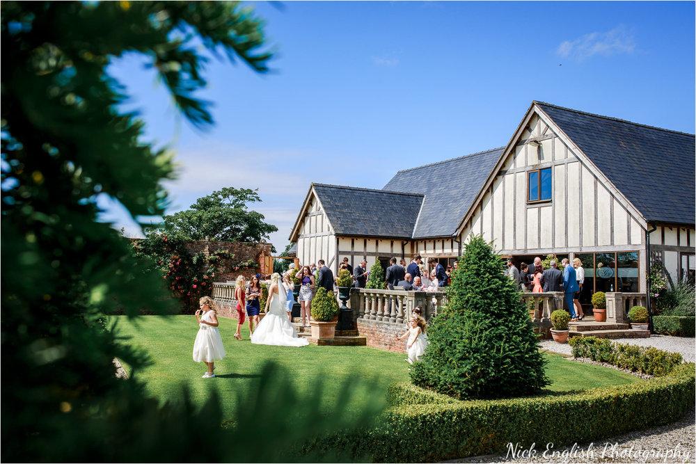 Great Hall At Mains Wedding Photograph 95.jpg