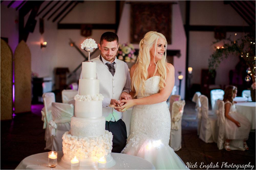 Great Hall At Mains Wedding Photograph 172.jpg