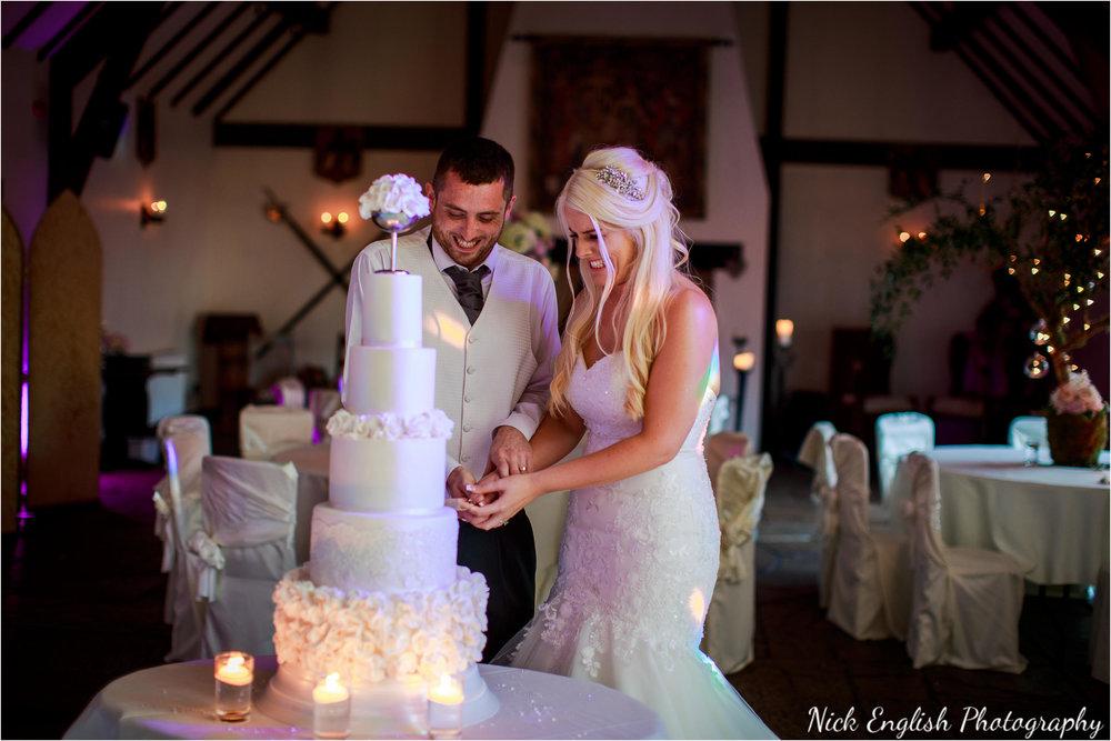 Great Hall At Mains Wedding Photograph 173.jpg