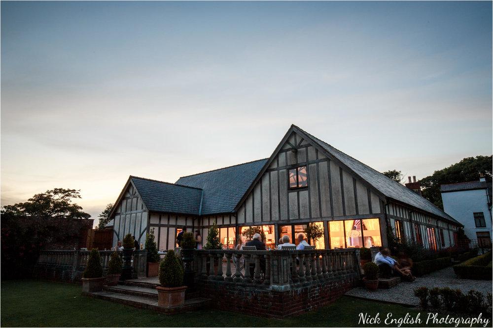Great Hall At Mains Wedding Photograph 184.jpg