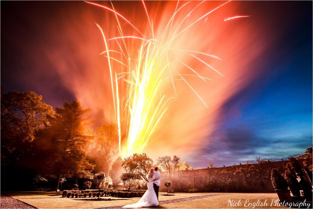 Great Hall At Mains Wedding Photograph 185.jpg