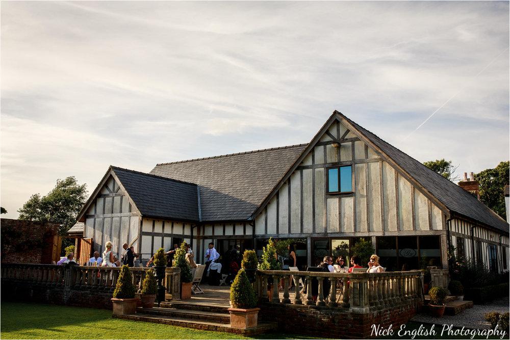 Great Hall At Mains Wedding Photograph 186.jpg