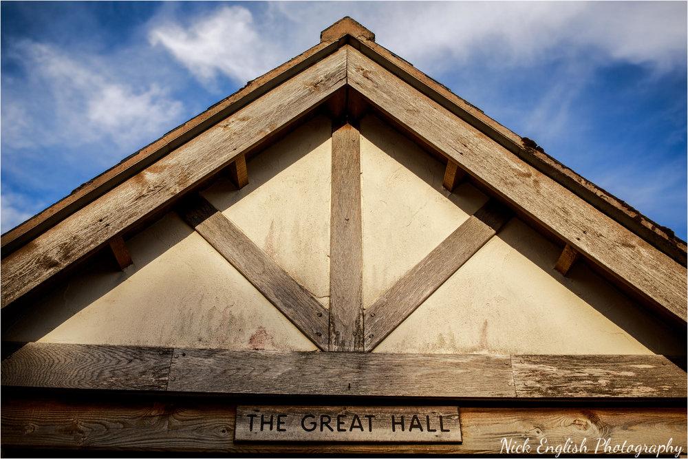 Great Hall At Mains Wedding Photograph 187.jpg