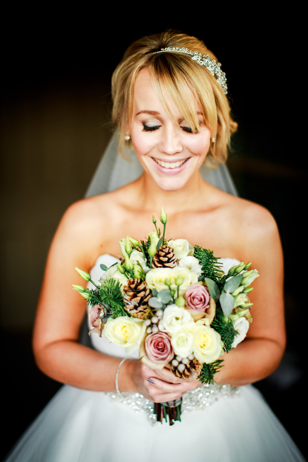Mitton Hall Bride
