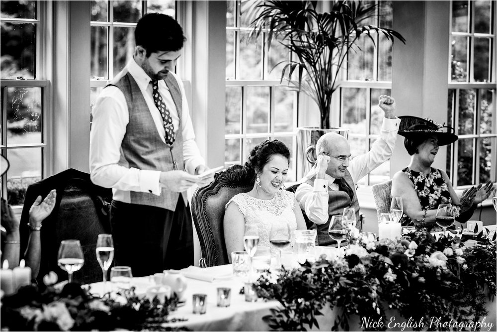 Mitton Hall Wedding Speeches