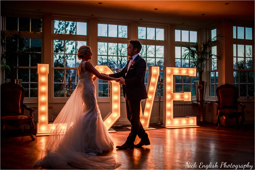 Mitton Hall Bride Groom First Dance Wedding LOVE