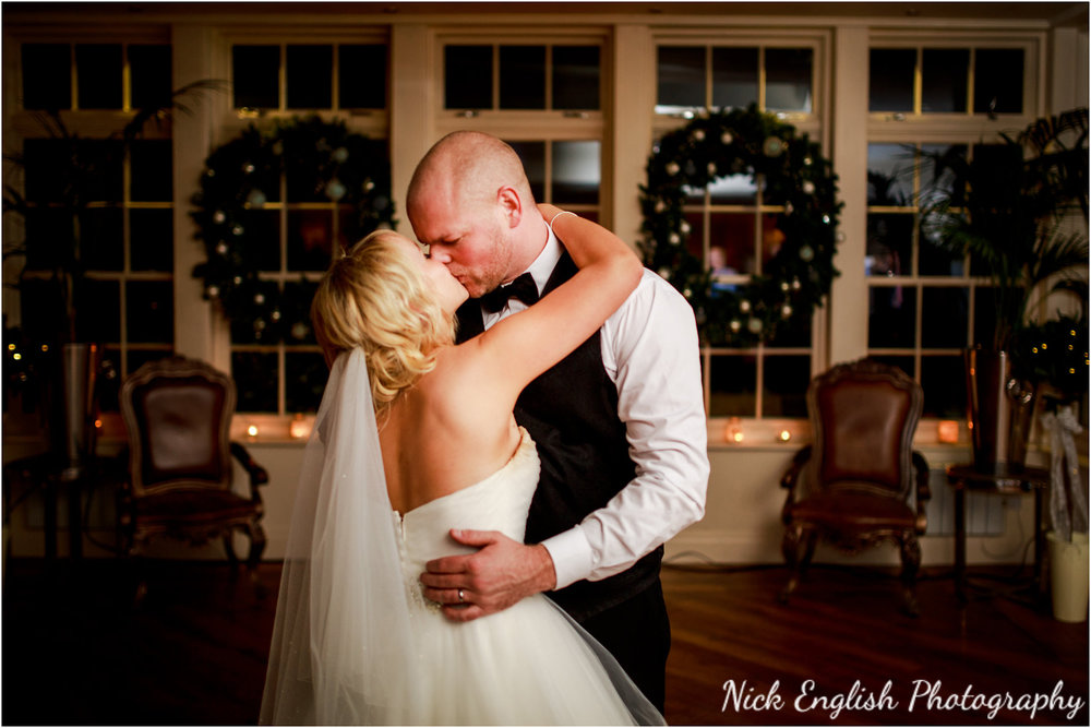 Mitton Hall Bride Groom First Dance Wedding