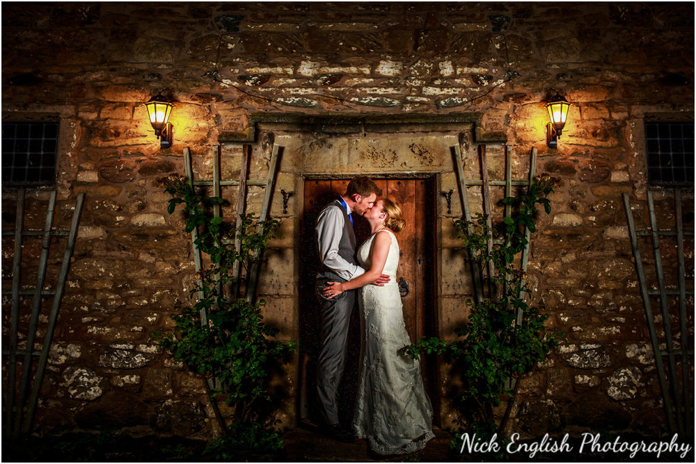 Wedding Photography Off Camera Flash Nick english Lake District Wedding Photographer
