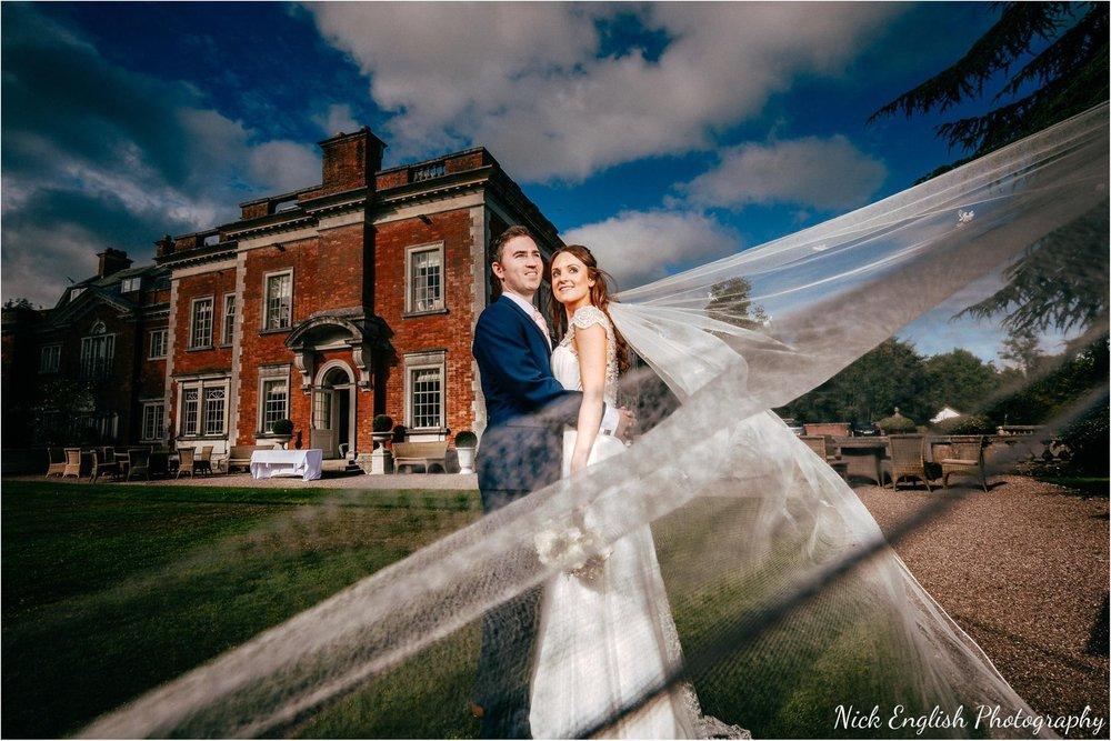 Nick English Photography Veil Swirl Swoosh Wedding Dress Blowing Veil