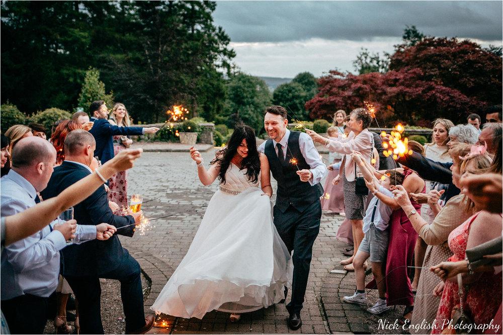 Bride Groom Wedding Sparklers