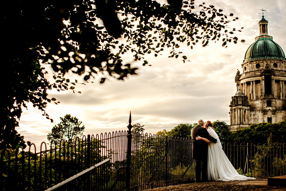 Ashton Memorial Wedding Lancaster