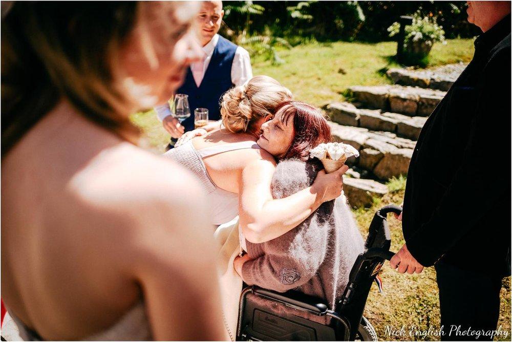 Gilpin Hotel Lodge Lake District Wedding Photographs