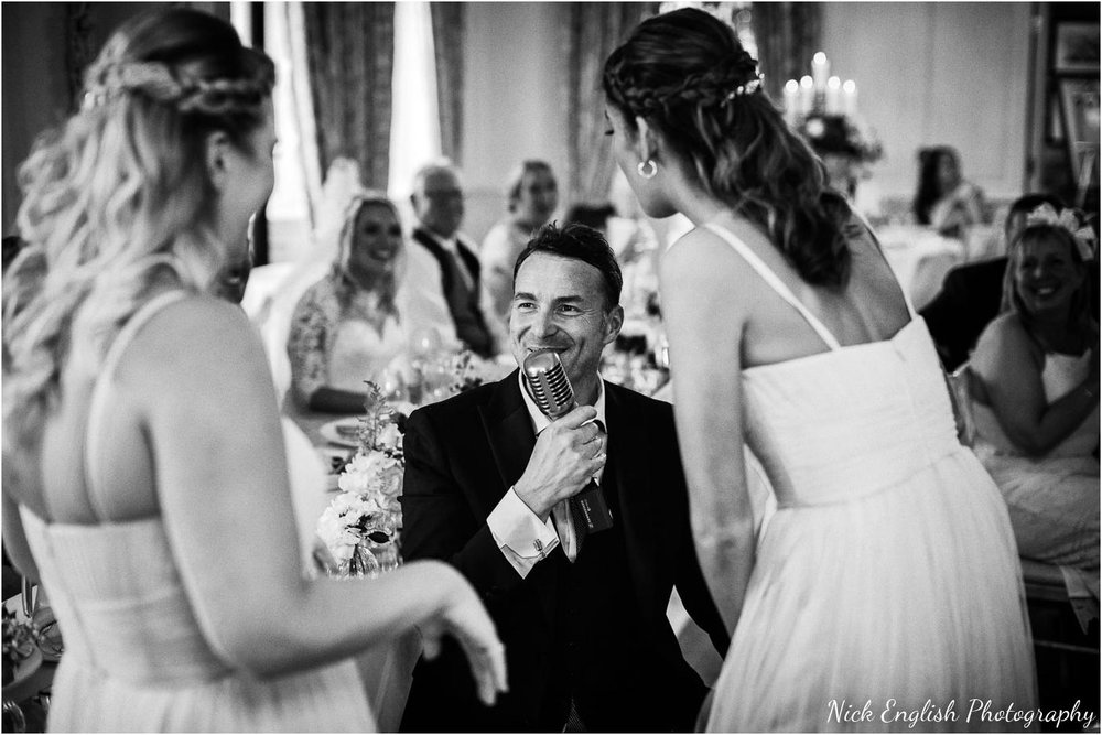 Eaves Hall Wedding Photographer Nick English Photography
