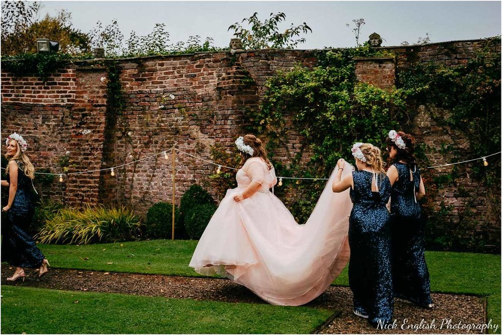 Great Hall Mains Wedding Photographs