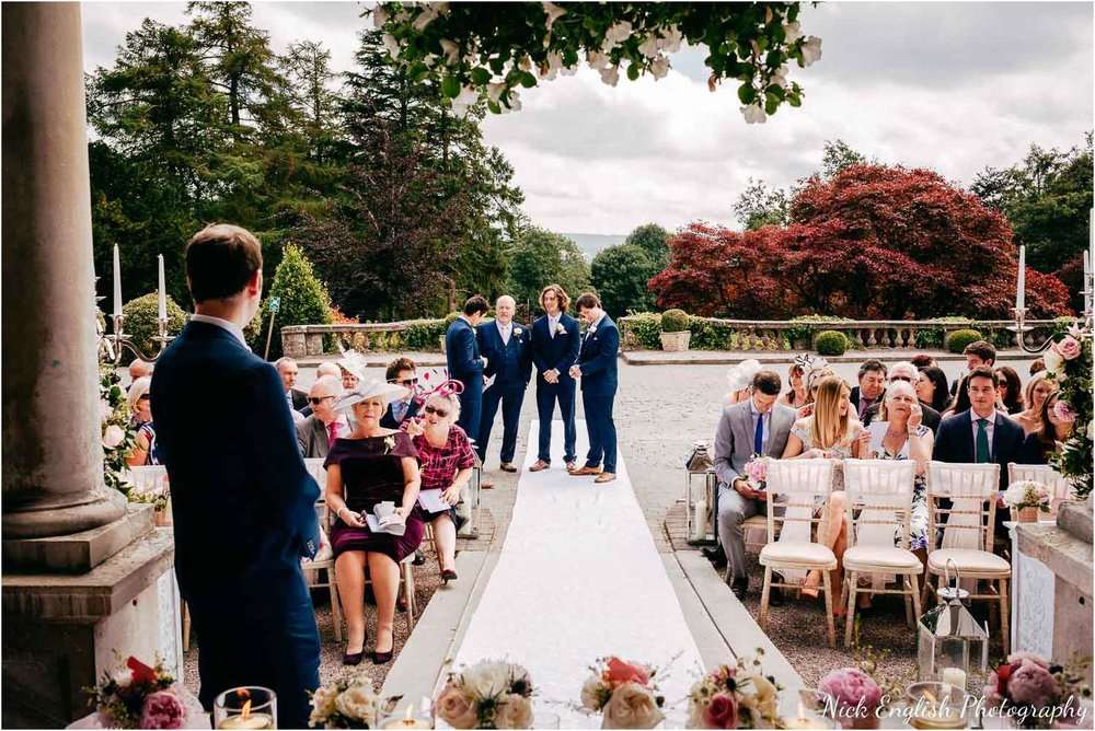 Outdoor Wedding Lancashire Photographer