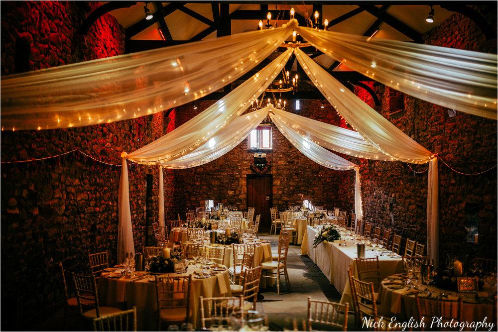 Browsholme Tithe Barn Wedding