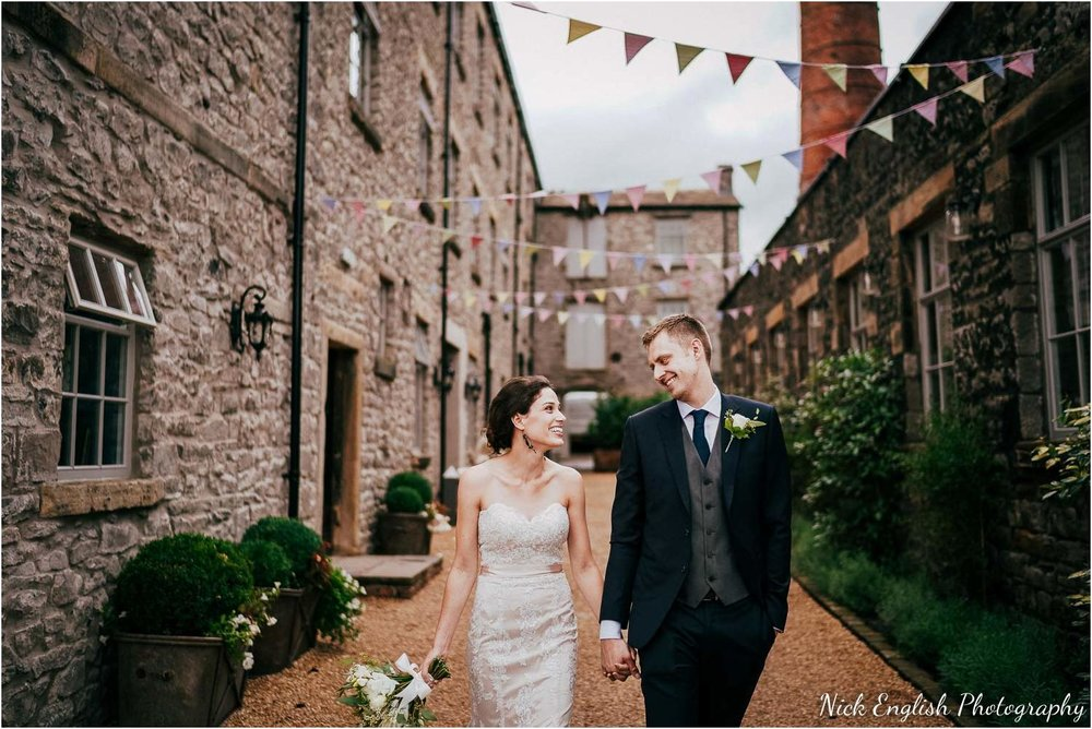 Holmes Mill Wedding Photograph