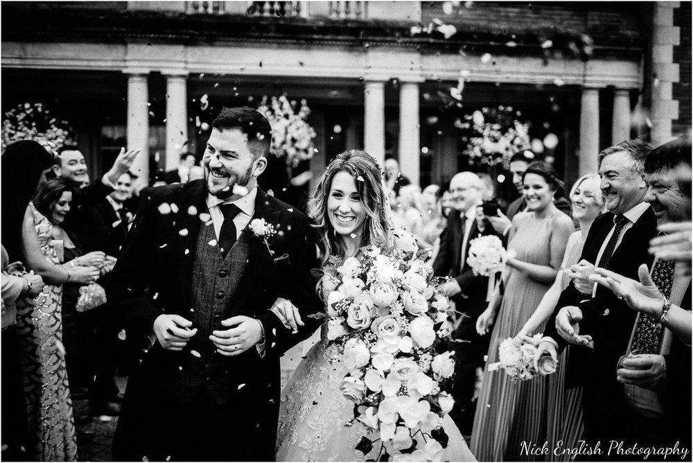 Eaves Hall wedding - uk & Destination Wedding Photographer