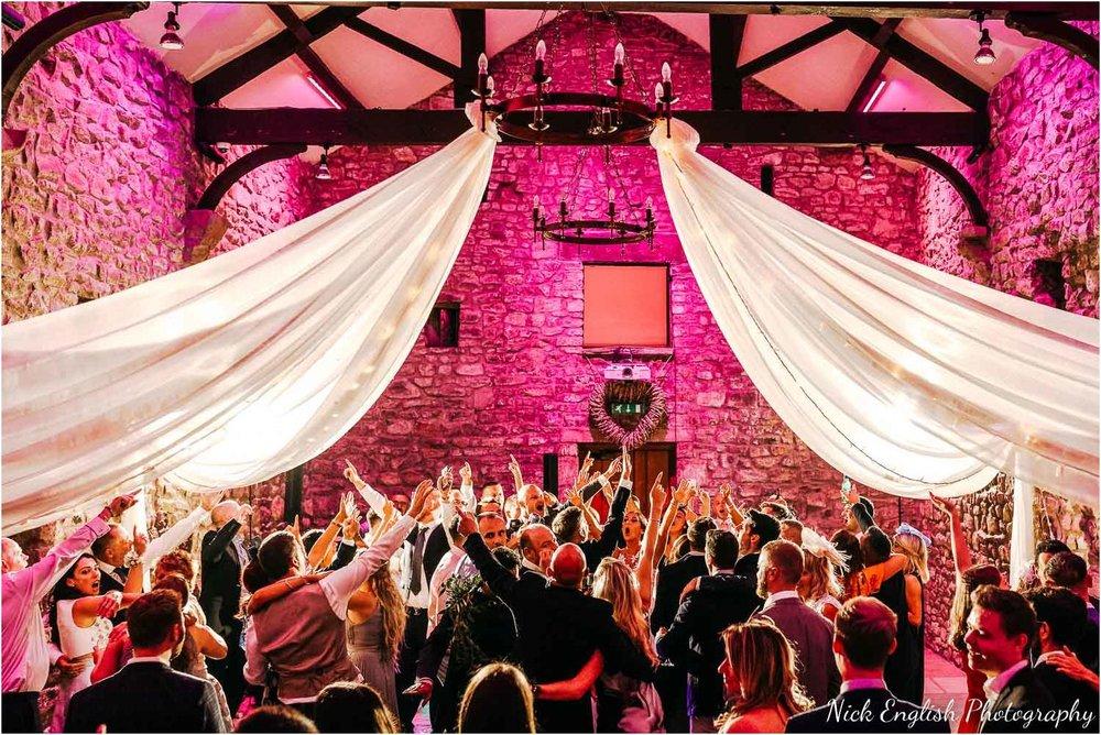 Browsholme Hall Wedding Photograph