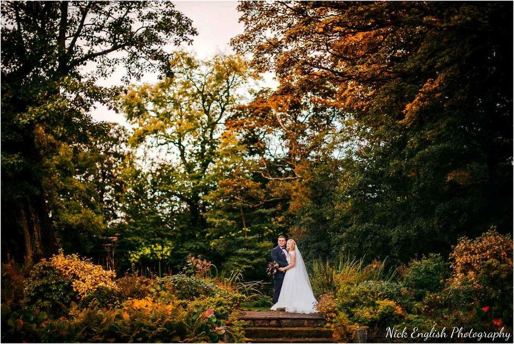 The Ashes Barn Wedding, Endon, Stoke On Trent