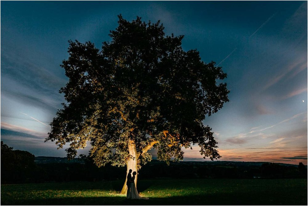 The Shireburn Arms Wedding Photograph