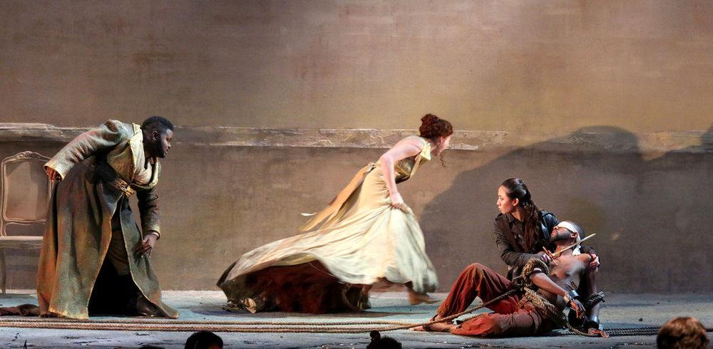 Radamisto - The Juilliard School - November 2013