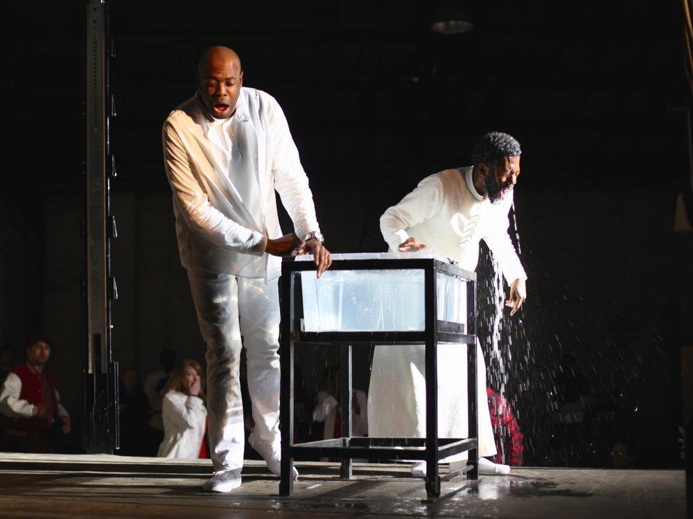 Wake - Birmingham Opera Company - March 2018