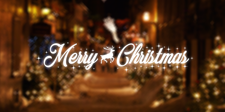 Merry Christmas — Mans Greback