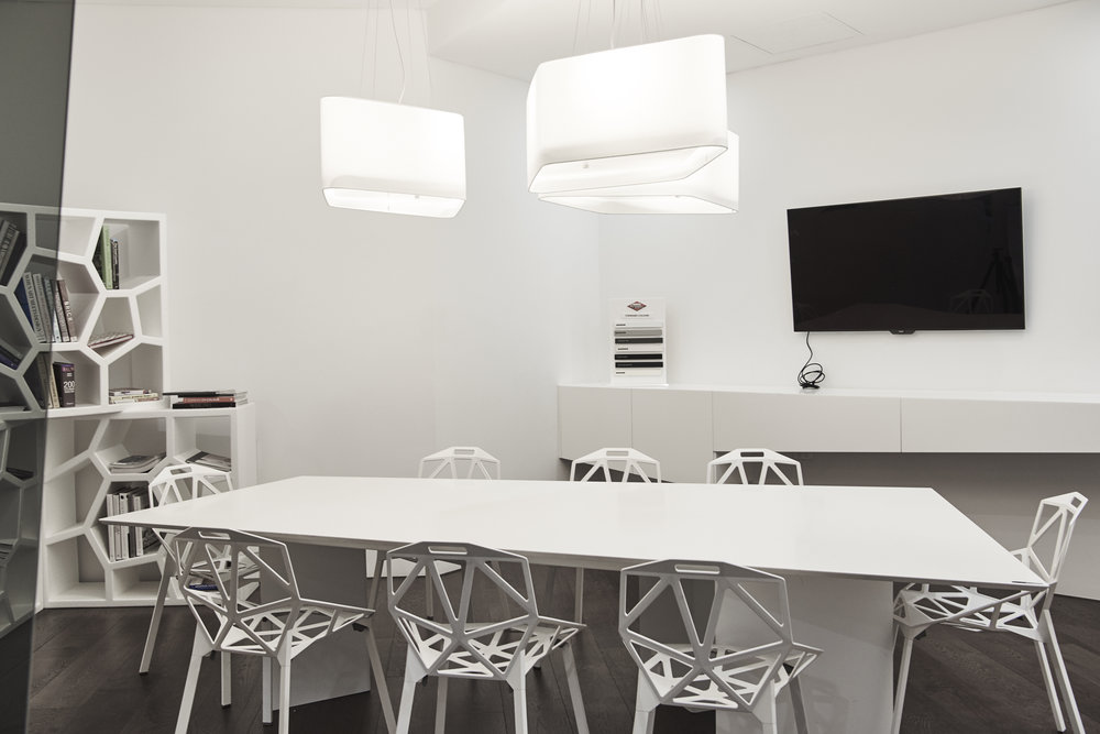 The White Room at Home Base - Image by  Rebecca Mansell