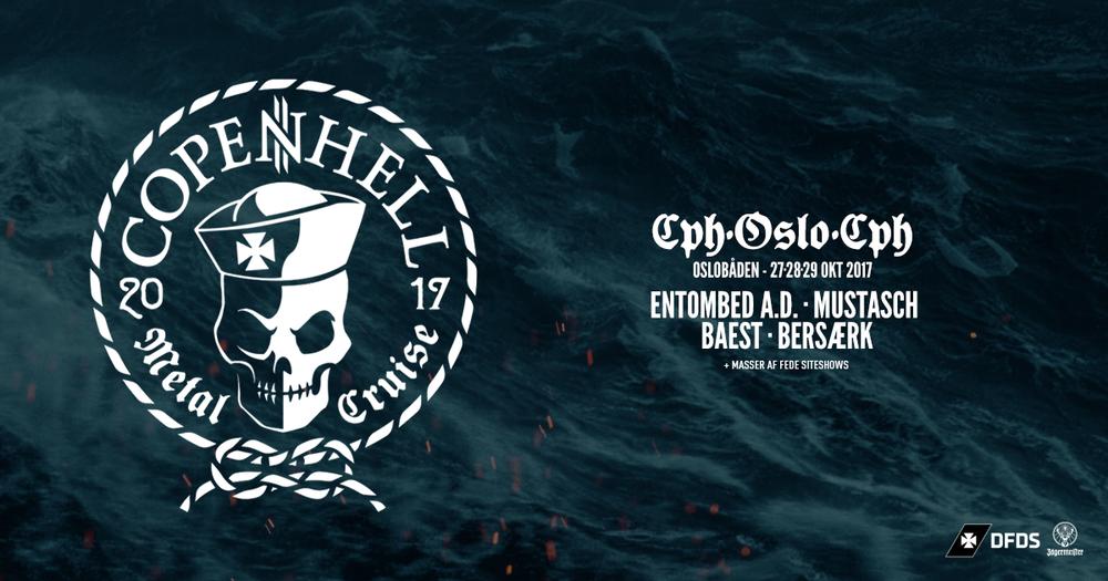 Om Metal Cruise: -