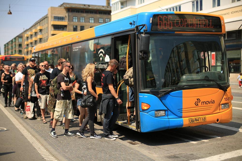 hurtigbus aalborg københavn