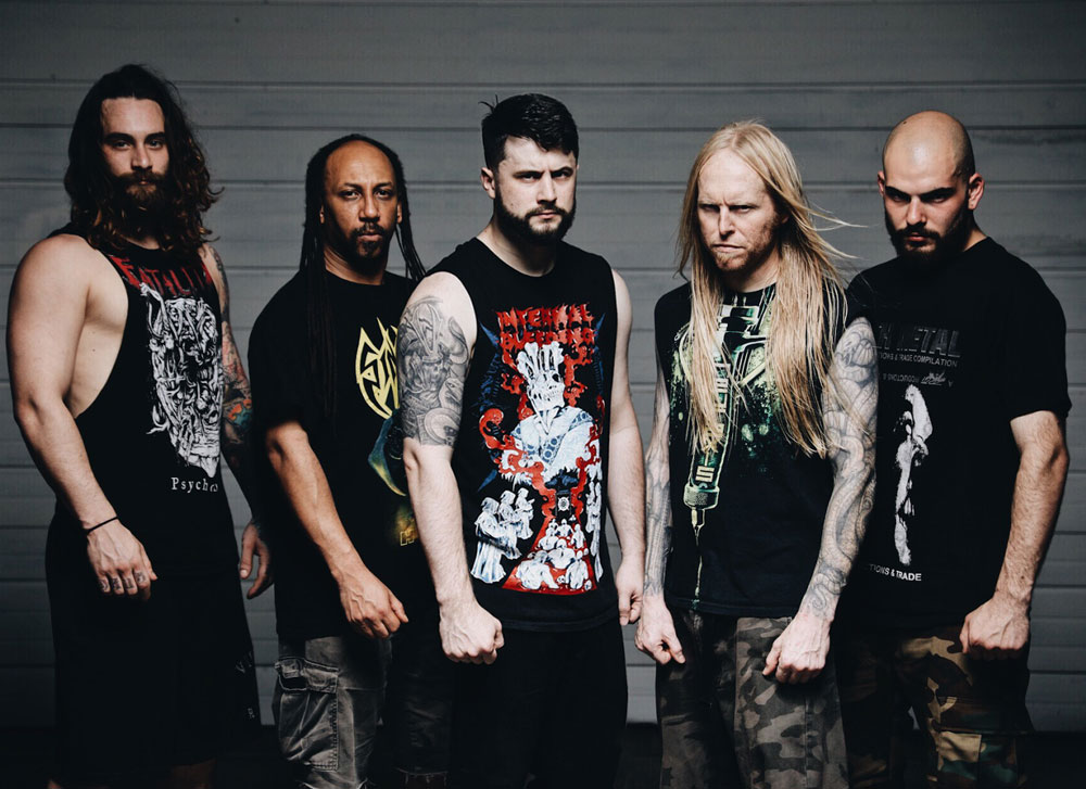 SUFFOCATION -