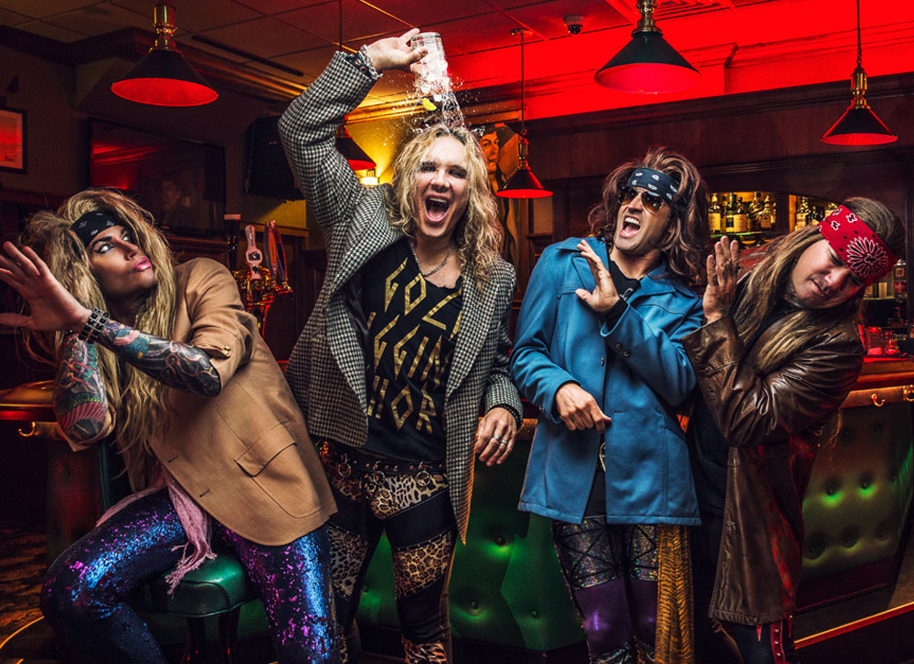 STEEL PANTHER - 16:15