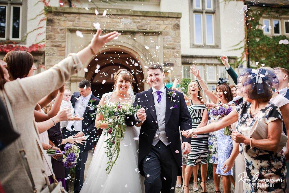 Lancashire Wedding Photographer | Mitton Hall