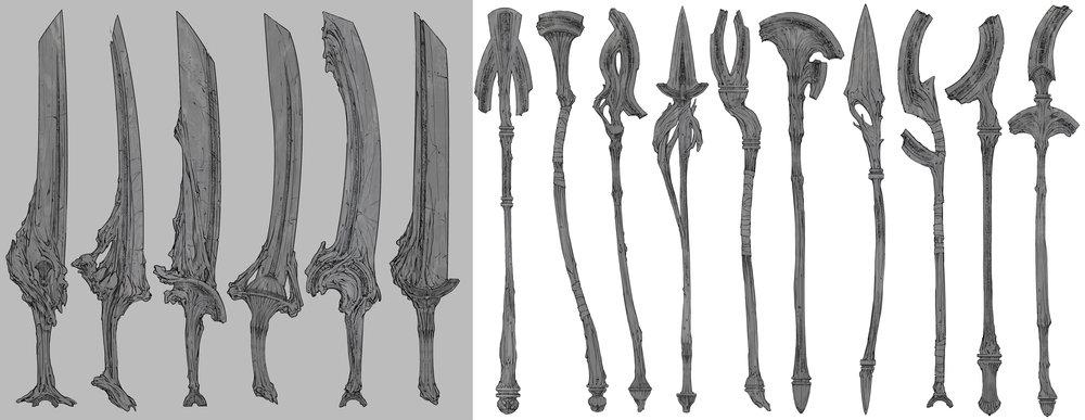 23 - Props Asura Weapons Swords + Spears.jpg