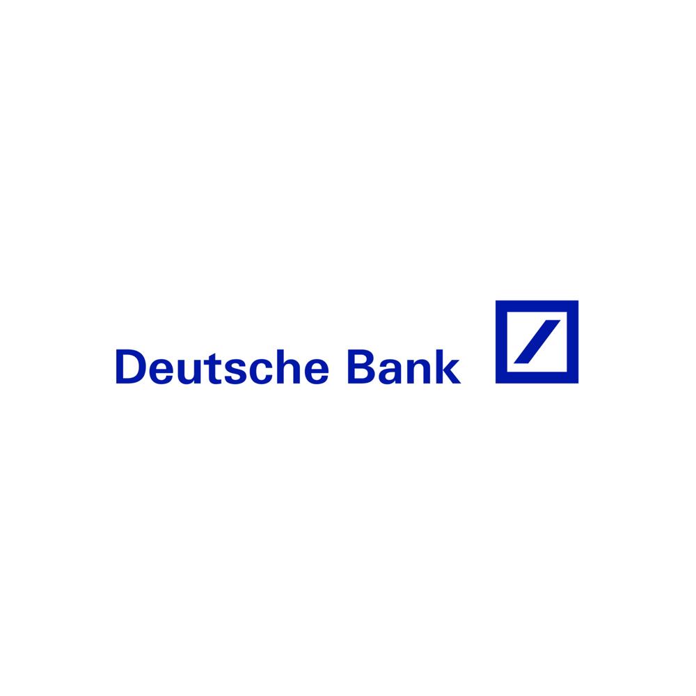 Deutsche Bank..