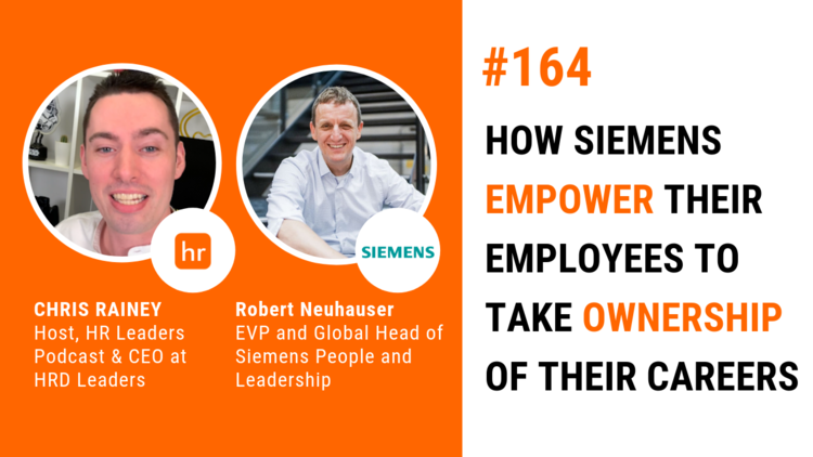 How Siemens Empower their Employees to take ownership of