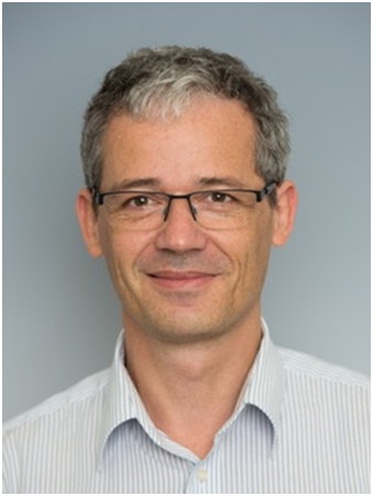 THIERRY GIRARD, M.D.   Universitätsspital Basel, Switzerland