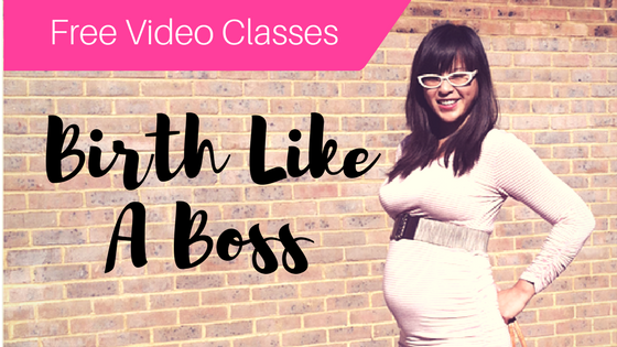 BIRTH LIKE A BOSS - The Strategy To A Fast & Fearless Birth. This is how I avoided tearing and needing drugs. YOU CAN TOO!