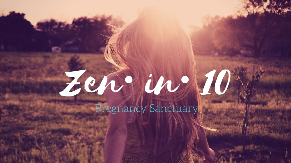 Self-Care Sanctuary - Survive pregnancy, your changing body and emotions with grace, confidence and ongoing live support. Master meditation and mindfulness in 10 days. Enjoy your pregnancy and connect deeply with baby.