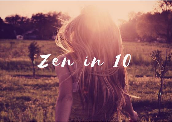Zen In 10  - (MP3 album value £37.00)