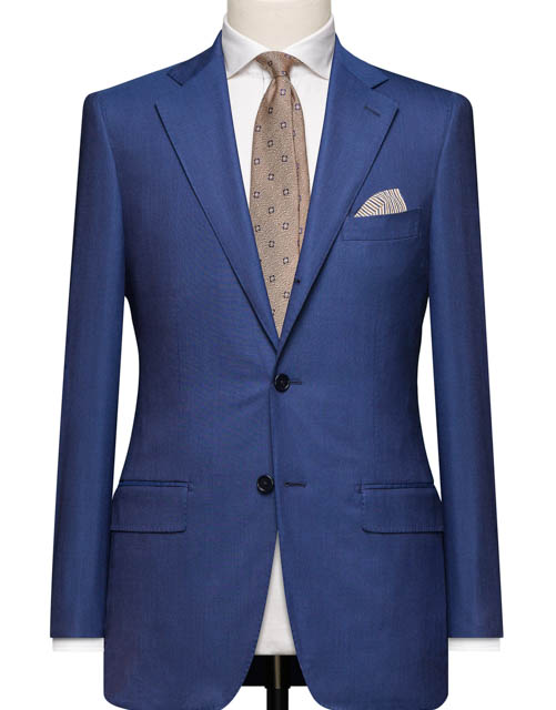 All Blue Suit
