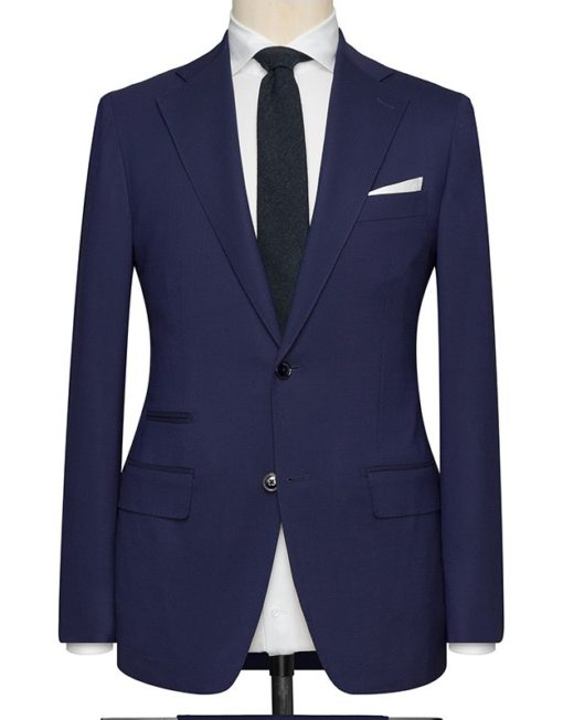 Men's Navy Suit