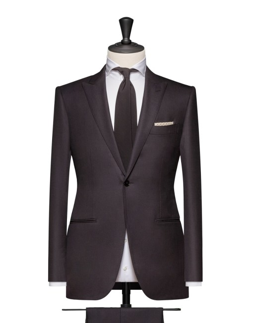 Men's Brown Suit
