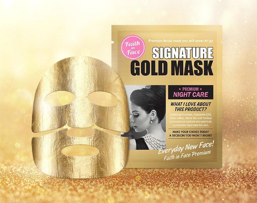 24k gold collagen peel off face mask instructions.